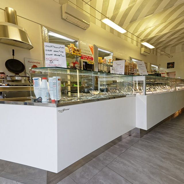 Filippo ice cream parlor in Monsummano Terme